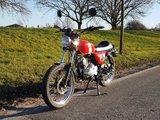 Mash Fifty, 50cc, rood, 3726km_