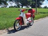 Verkocht! SMC Supercub 50cc, 2669km, Automaat_