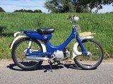 Honda PC50, Blauw, _