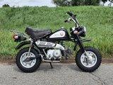 VERKOCHT! Honda Monkey J2, 2566km_