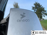 Cineco E-Classic, 1500w, elektrisch, zwart_