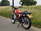 Mash Fifty, 50cc, rood, Euro 4_