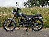 Mash Fifty zwart, 50cc, Euro 4_