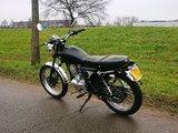 VERKOCHT! Mash Fifty zwart, 50cc, gebruikt (kan ook in rood geleverd worden)_