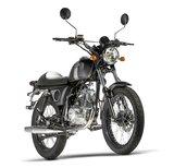Mash Fifty, 50cc, zwart, Euro 4_