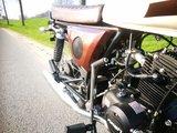 VERKOCHT ! Mash Fifty, 50cc, Bruin, Euro 4_