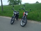 Mash Fifty, 50cc, Euro 4, demo_