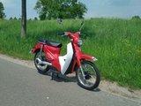 E-Cub, Zongshen,  1500w, vol elektrisch_