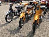 NIEUW BINNEN! Honda C50, C90, CD50, CD90, CL50, Little Cub 50, ST70_