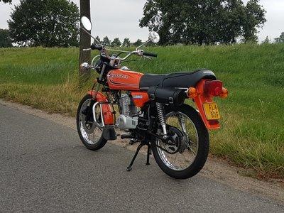 VERKOCHT! Honda CB50, 85cc, 05951km