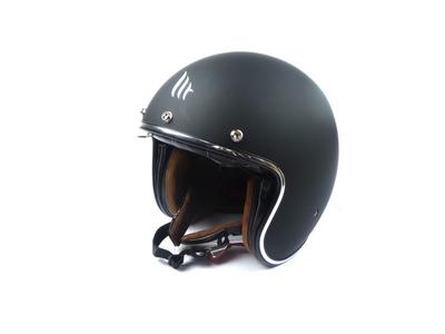 Helm MT, Le Mans Speed Mat Zwart, Maten S t/m XL