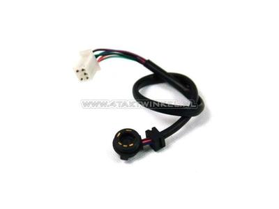 Neutraal contact sensor, 1-N-2-3-4 bak