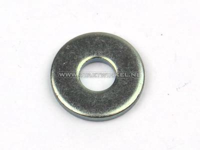 Ring 6mm, schakelwals, origineel Honda
