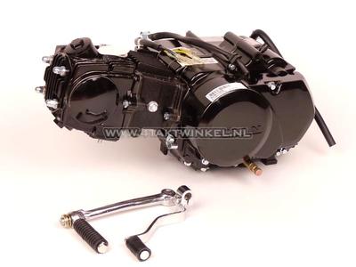 Motorblok,  85cc, handkoppeling, Lifan, 4-bak, zwart