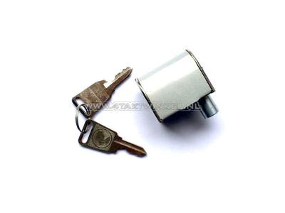Stuurslot C50, SS50, CD50, Ape 50, PC50, Novio, Amigo, origineel Honda, klassieke sleutel