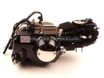 Motorblok, 107cc, handkoppeling, Lifan, 4-bak, zwart