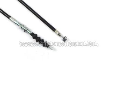 Koppelingskabel, CB50, CY50, 92cm, zwart, imitatie