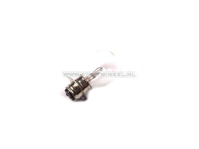 Koplamp P15d, duplo, 12 volt, 25-25 watt, o.a. SS50 imitatie fitting