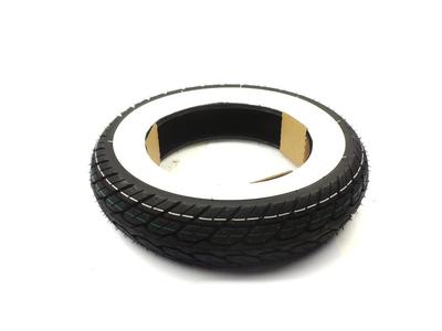 Buitenband 10 inch, Kenda K418, 90/90, whitewall