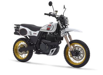 Mash X-ride, 650cc