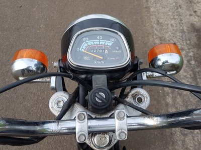 Honda CD50 Japans 23793 km, met Kenteken