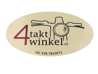 Sticker 4taktwinkel