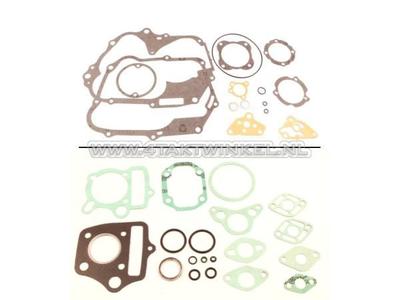 Pakkingset A-B, compleet,  50cc, C50, SS50, Dax, A-kwaliteit