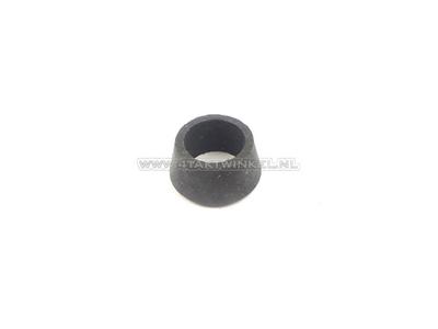 Schokbreker oog rubber helft C310, C320, Novio, Amigo, NOS, Origineel Honda