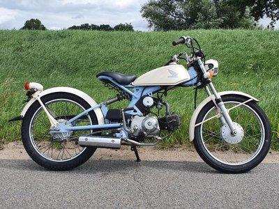 Honda Solo, 19384km