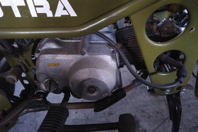 VERWACHT! Honda Motra, Japans, 6342 km