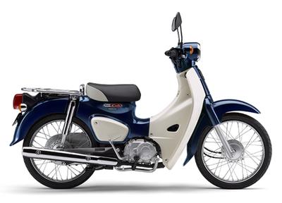 Honda Supercub, Nieuw, 2020, blauw