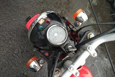 VERWACHT! Honda Ape, Japans, 4056 km