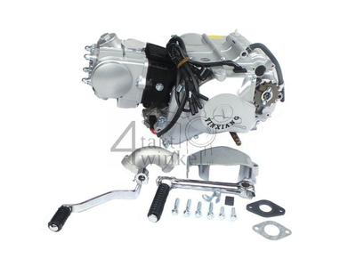 Motorblok,  85cc, semi-automaat, YX, 4-bak, met startmotor