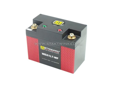 Accu Lithium 12 volt  7 ampere L