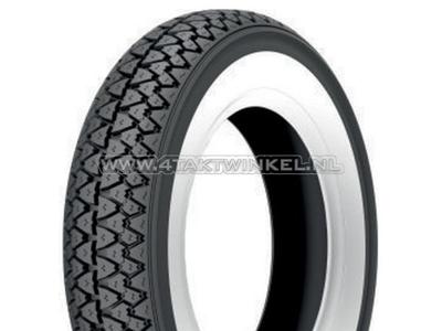 Buitenband 10 inch, Kenda K333, 3.50, whitewall