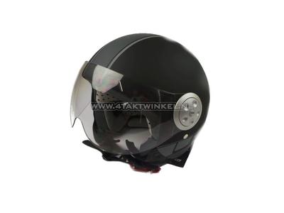 Helm MT, Urban Solid, Mat Zwart, Maten XS t/m XXL