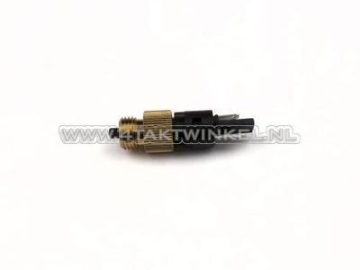 Remlichtschakelaar voor hydraulische voorrem, m8 en m10 draad