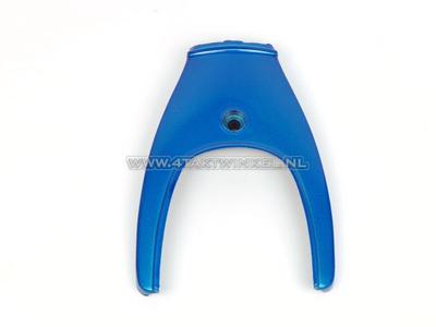 Kapje boven spatbord, C50 OT, candy blauw, origineel Honda