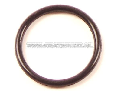 O-ring, C50 OT of C70 OT valstroom carburateur, origineel Honda