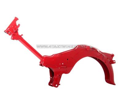 Frame C50 breed, rood, origineel Honda