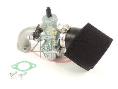 Carburateur set, Mikuni VM28, Molkt