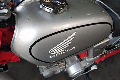VERWACHT! Honda CD50s, Japans, 11047 km