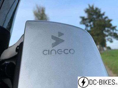 Cineco E-Classic, 1500w, elektrisch, zwart