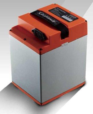 Cineco E-Classic, 1500w, elektrisch, wit