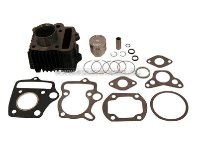 Cilinderset, met zuiger & pakking 50cc, AGM, Skyteam, Honda NT, Japans