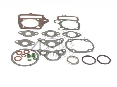 Pakkingset A, kop & cilinder, C50, SS50, Dax, 51mm, A-kwaliteit