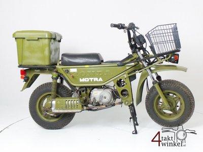 VERKOCHT: Honda Motra, Japans, 6342 km