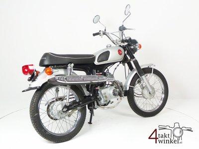 Honda CL50, Japans, 6493 km