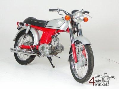 Honda CD50s, Japans, 11047km, met kenteken