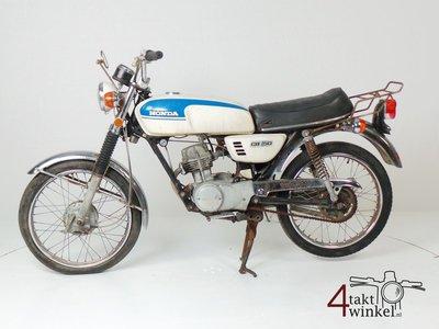 GERESERVEERD! Honda CB50 K1, Japans, 3365 km